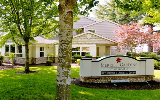Merrill Gardens At Marysville Independent And Assisted Living Community Washington Innomom