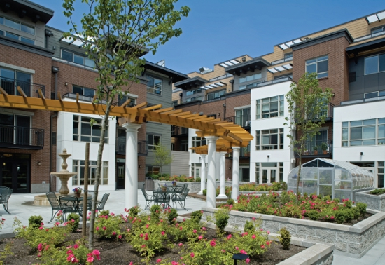 Merrill Gardens At The University Independent And Assisted Living Seattle Washington Innomom